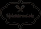 Upiekło mi się Małgorzata Włodarczyk Logo
